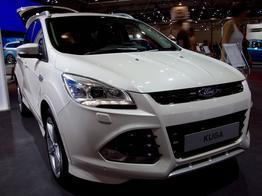 Ford Kuga - Titanium