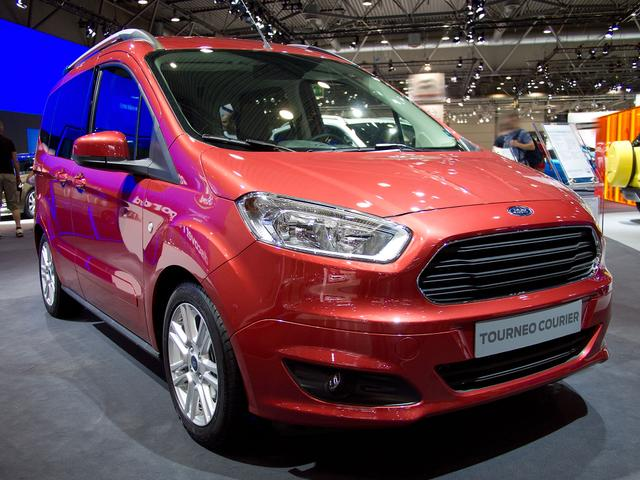 Ford Tourneo Courier - 1.5 TDCi 55kW Trend