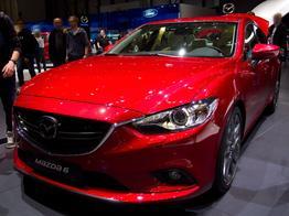 Mazda Mazda6 4-Türer      2.0 SKYACTIV-G 165 Exclusive-Line