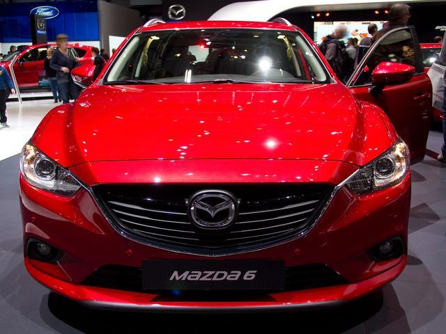 Mazda Mazda6 Kombi 2.0 SKYACTIV-G 165 Exclusive-Line