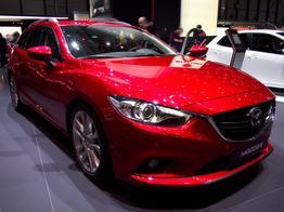 Mazda Mazda6 Kombi      2.5 SKYACTIV-G 194 Exclusive-Line Auto