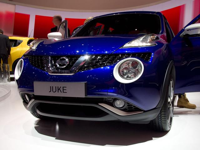Nissan Juke - 1.6 N-CONNECTA