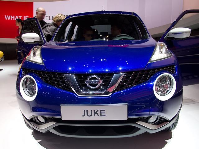 Nissan Juke - 1.0 DIG-T 117 N-CONNECTA