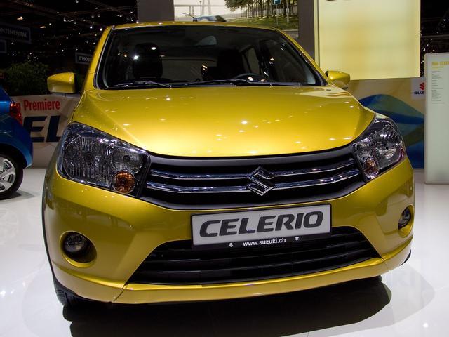 Bestellfahrzeug, konfigurierbar Suzuki Celerio - 1.0 Dualjet Club