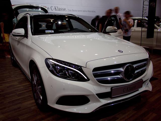 Mercedes-Benz C-Klasse T-Modell - C 300 d 4MATIC T Automatik