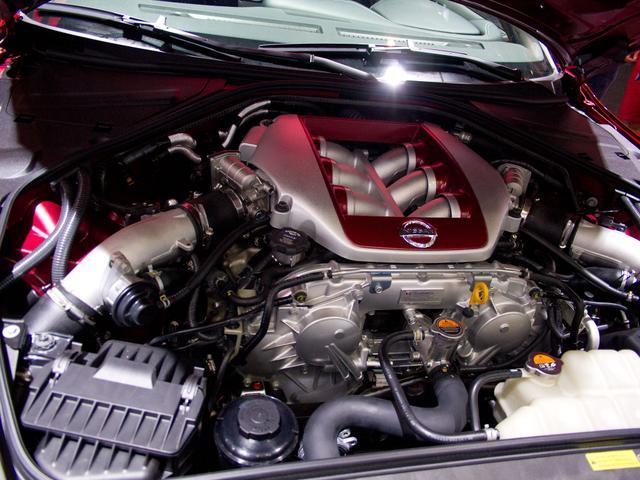 Nissan GT-R 3.8l Black Edition