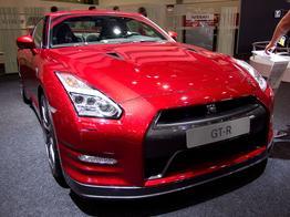Nissan GT-R      3.8l Track Edition