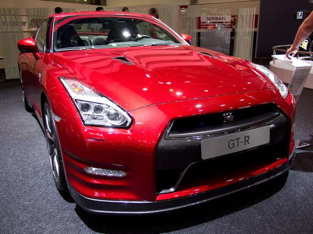 Nissan GT-R - 3.8l
