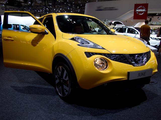 Nissan Juke - 1.0 DIG-T 117 ACENTA
