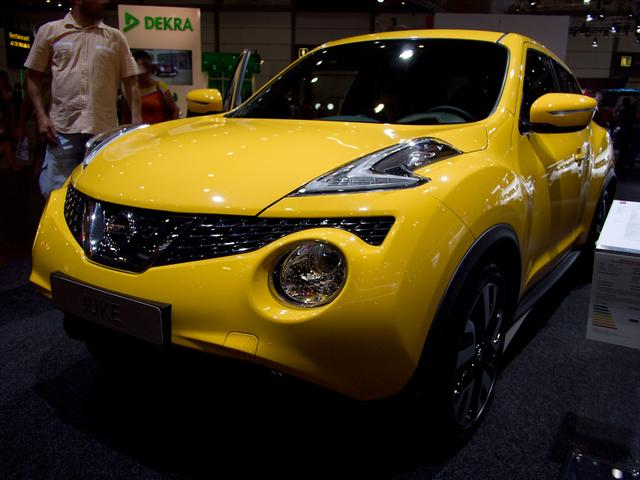 Nissan Juke 1.0 DIG-T VISIA
