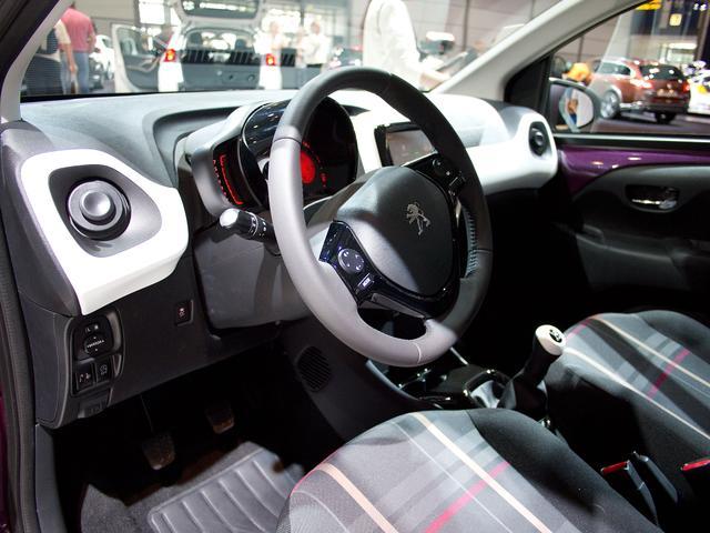 Peugeot 108 - Style VTi 72 STOP & START