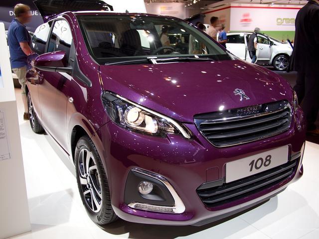 Peugeot 108 - Style VTi 72