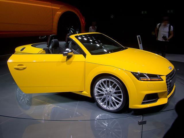 Audi TT - 40 TFSI S tronic Roadster