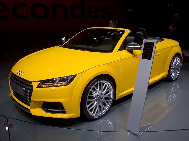 Audi TT 45 TFSI S tronic Roadster