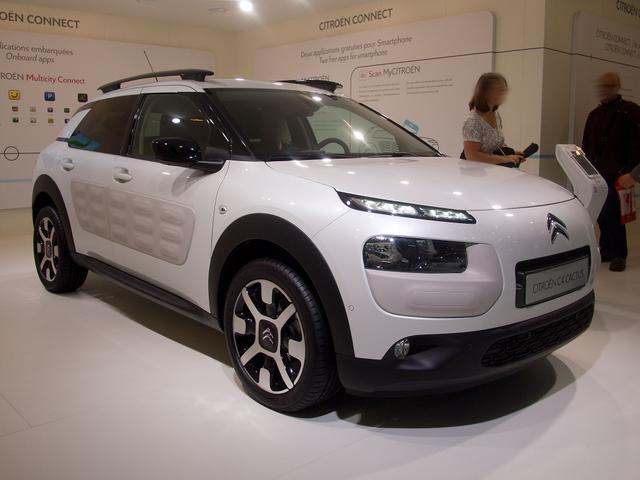 Citroën C4 Cactus - BlueHDi 120 S&S Feel EAT6