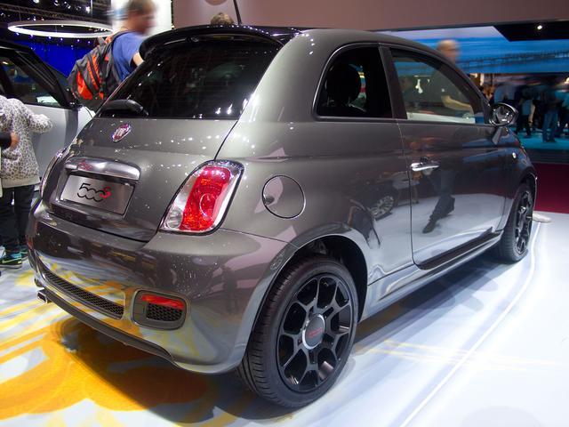 Fiat 500 - 1.2 8V SPORT