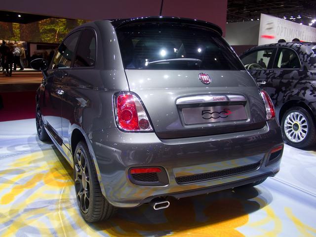 Fiat 500 1.2 8V SPORT