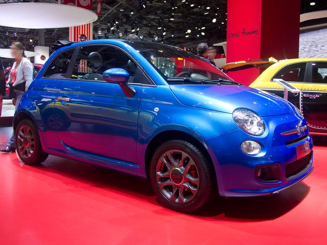 Fiat 500C - 1.2 8V SPORT C