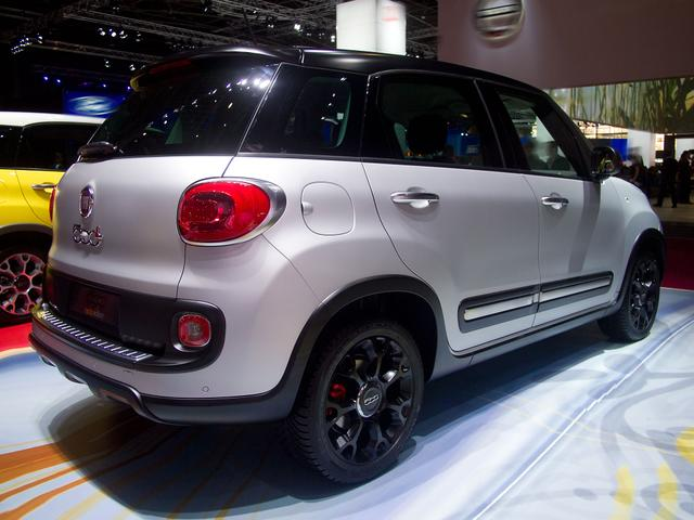 Fiat 500L Living - 1.4 16V Cross