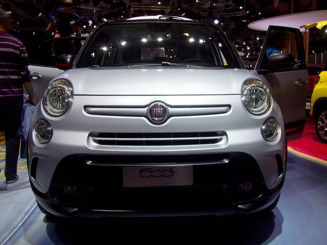 Fiat 500L - 1.4 16V City Cross