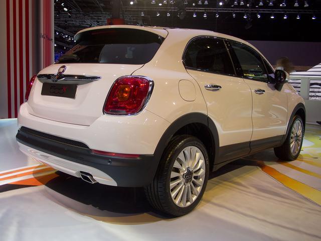Fiat 500X 1.3 MultiJet 70kW URBAN