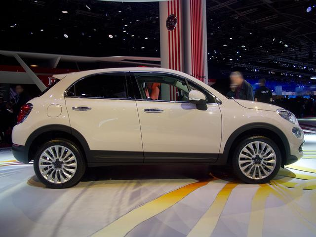 Fiat 500X 1.6 MultiJet 88kW URBAN