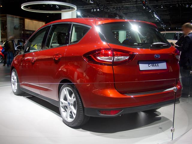 Ford C-MAX 1,0 EcoBoost 74kW Sport