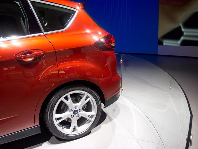 Ford C-MAX 1,5TDCi 70kW Trend