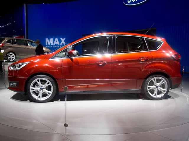 Ford C-MAX 1,5 EcoBoost 110kW Trend