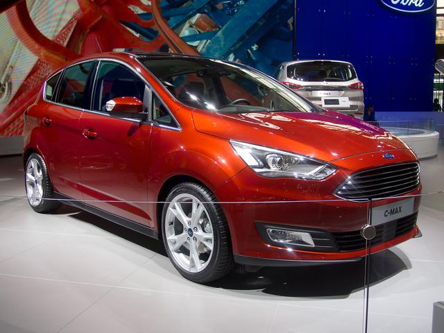 Ford C-MAX - 1,5TDCi 88kW PowerShiftTrend