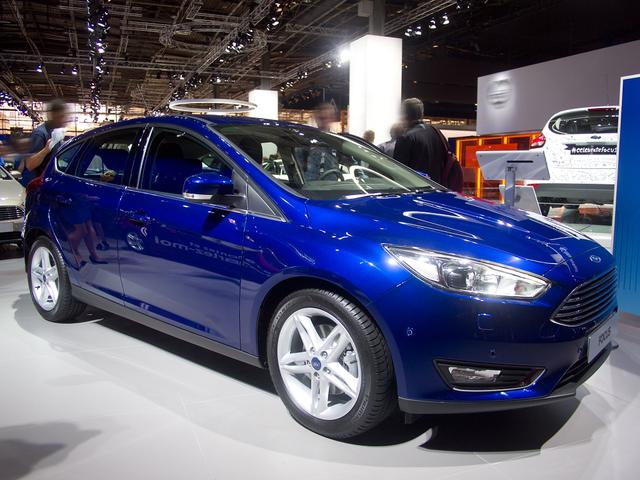Ford Focus - 1,0 EcoBoost 64kW Trend