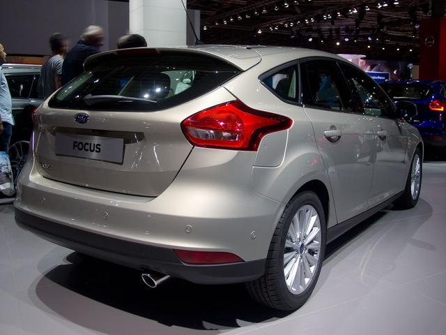 Ford Focus - 1,0 EcoBoost Hybrid 92kW Vignale