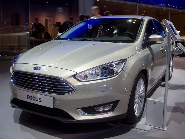 Ford Focus - 1,0 EcoBoost 92kW Business Edition Auto