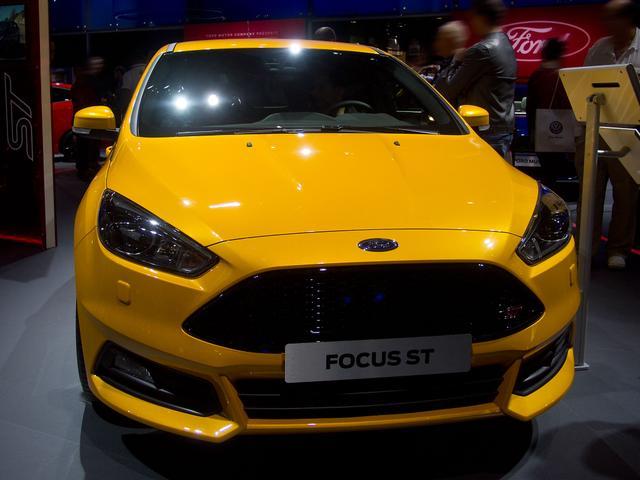 Ford Focus - 2,0 EcoBlue ST