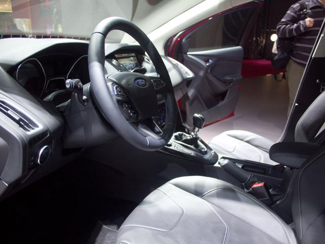 Ford Focus Turnier - 1,0 EcoBoost 92kW ST-Line Auto