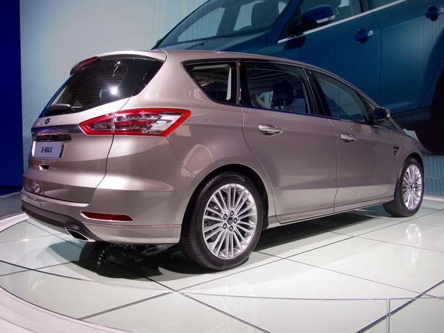 Ford S-MAX - 1,5 EcoBoost Trend