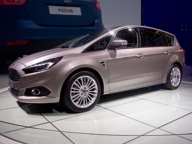 Ford S-MAX 2,0 EcoBlue 110kW Trend Auto
