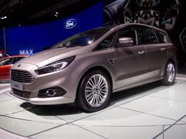 Ford S-MAX      2,0 EcoBlue 140kW Trend Auto