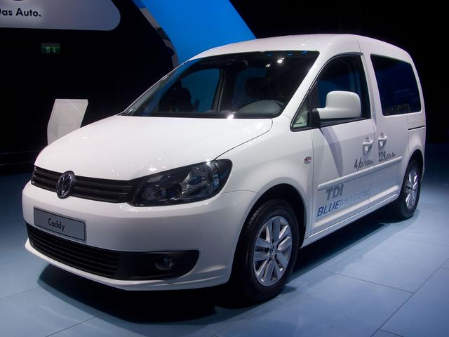Volkswagen Caddy Kombi 1,5-l-TSI 84kW Bluemotion Technology