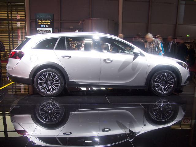 Opel Insignia ST - Edition Spezial
