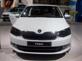 Skoda Fabia - TSI 70KW Trumf Plus 5 Jahre Garantie