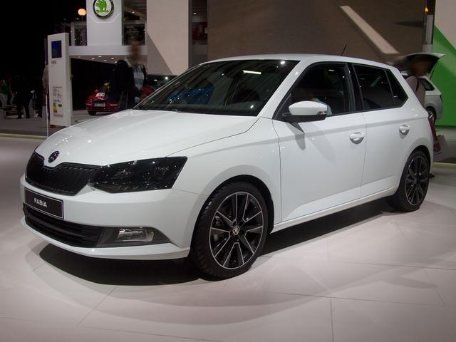 Skoda Fabia - 1.0l MPI 44kW COOL PLUS