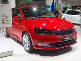 Fabia - Ambition 1.0TSI 70kW/95PS 5-Gang