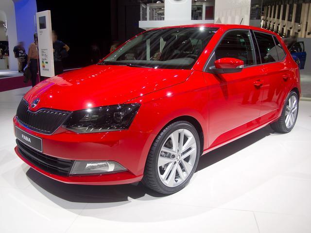 Bestellfahrzeug (frei konfigurierbar), Anfertigung im Herstellerwerk nach Kundenspezifikation Skoda Fabia Lim. - Ambition 1.0 44 kW 60 PS