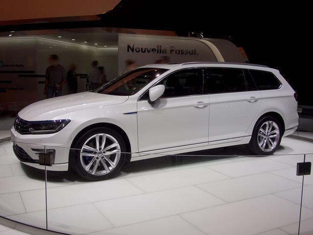 Volkswagen Passat Variant - Highline 1,5 TSI EVO ACT 150 PS, DSG7 - Bestellfahrzeug frei konfigurierbar
