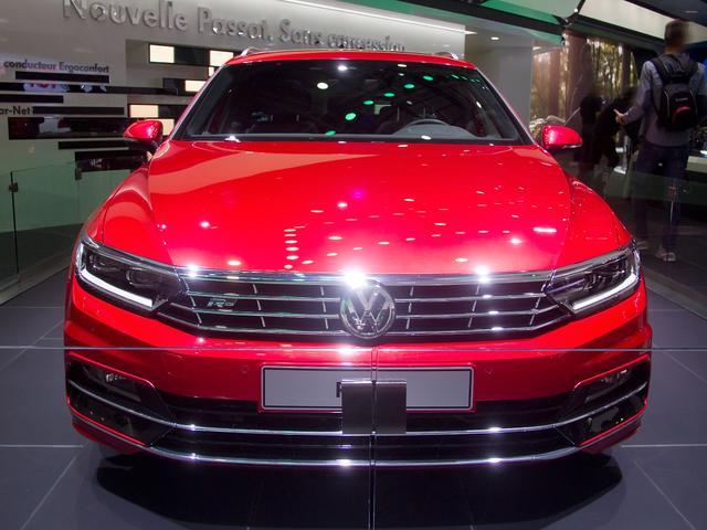 Bestellfahrzeug, konfigurierbar Volkswagen Passat Variant - R-Line NAVI