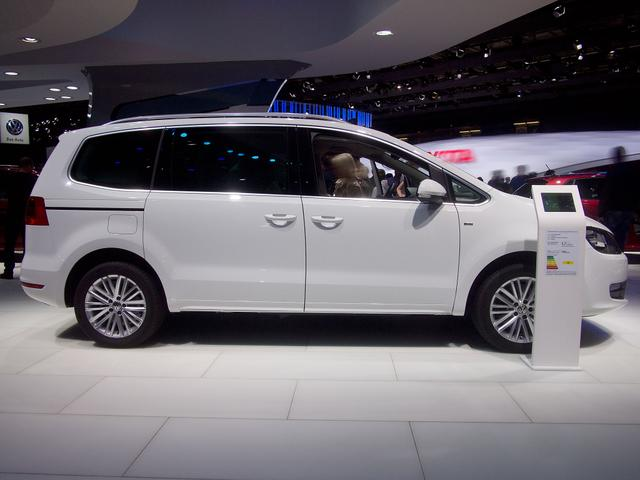 Volkswagen Sharan 1.4 TSI OPF DSG Comfortline