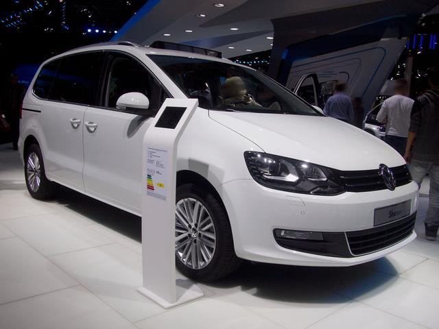 Volkswagen Sharan 1.4 TSI OPF Comfortline