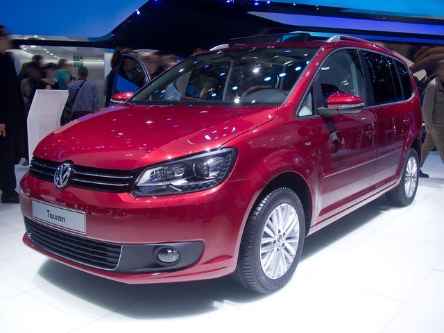 Volkswagen Touran - Trendline 1,2TSI 81kW/110PS 6-Gang - Bestellfahrzeug frei konfigurierbar