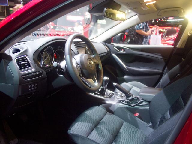 Mazda Mazda6 4-Türer 2.5 SKYACTIV-G 194 Sports-Line Auto